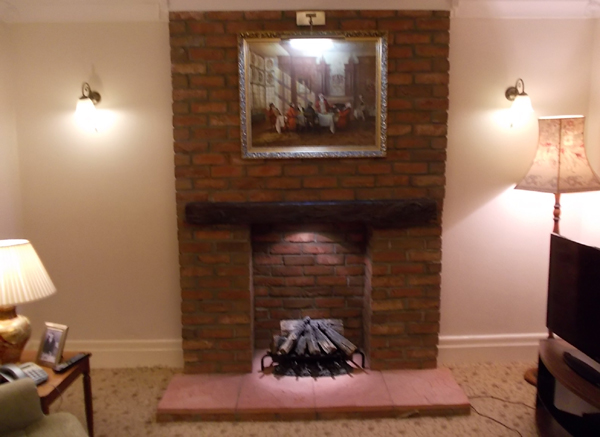 Customer Fireplaces Nostalgia