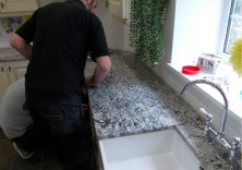 Worktop Finishing