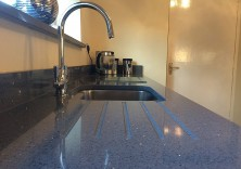 Titaneo quartz worktops