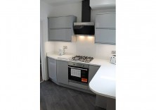 30mm Blanco Diamante quartz worktops