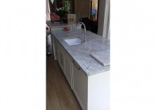 Ivory Fantasy granite worktops