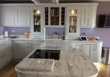 Shivakashi granite worktops