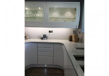 Zonite quartz worktops