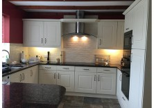 Tan Brown granite worktops